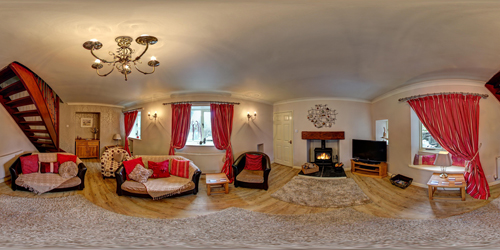 360 Virtual Tour of Duckling Cottage