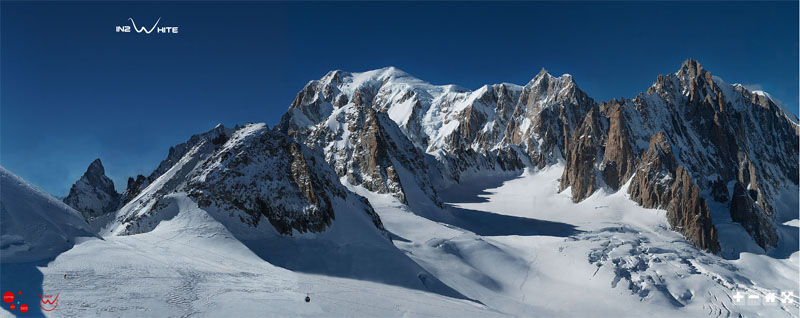 virtual tour of Mont Blanc